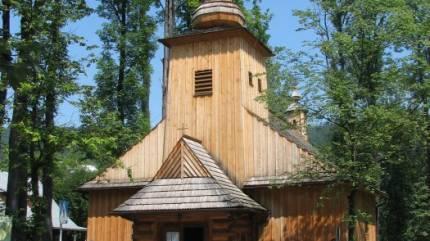 Cmentarz I Kościółek Na Pęksowym Brzyzku