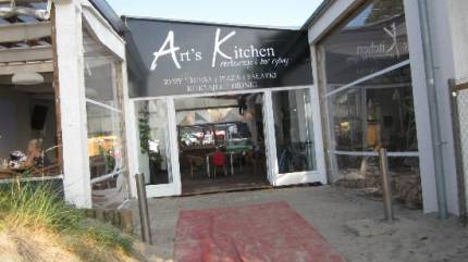 Arts Kitchen